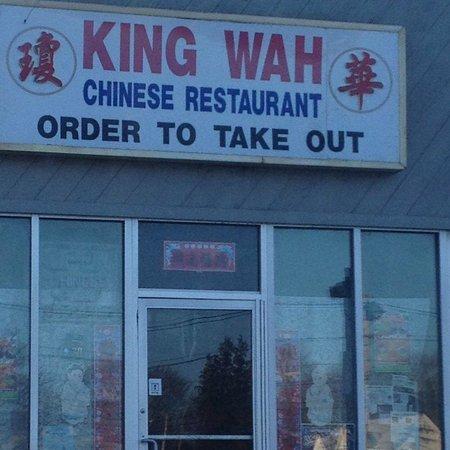 King Wah Chinese Restaurant : King Wah