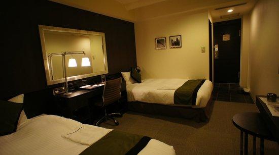 Hotel Vista Premio Dojima: ツイン