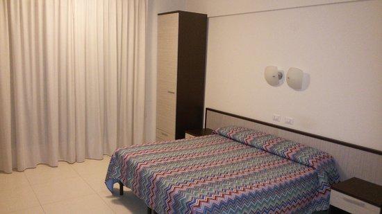 Hotel Spazio Residenza: Letto
