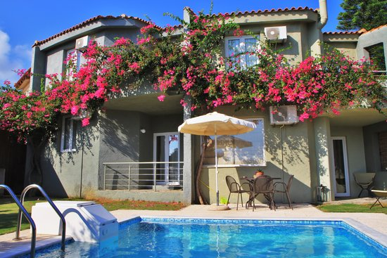 Paradise Island Villas : Our villa
