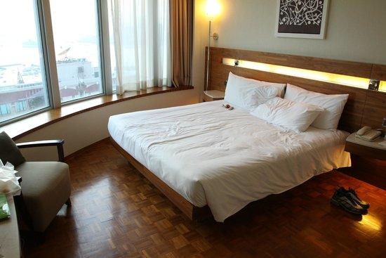 L'hotel Causeway Bay Harbour View: ベッドルーム