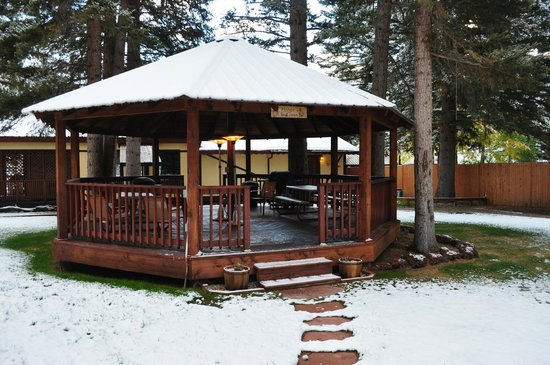 Auslander Condominiums: Snow Topped