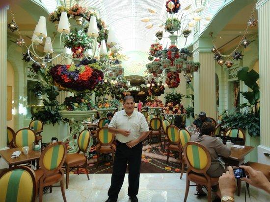 Interior del comedor del buffet para desayunos picture - Buffet para comedor ...