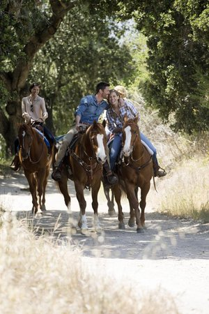 Carmel Valley Ranch: Horseback Trail Rides