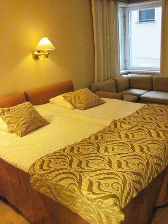 Hotel Rivoli Jardin: Double Room.