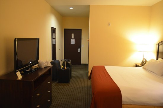 Holiday Inn Express Hotel & Suites Willcox: la camera