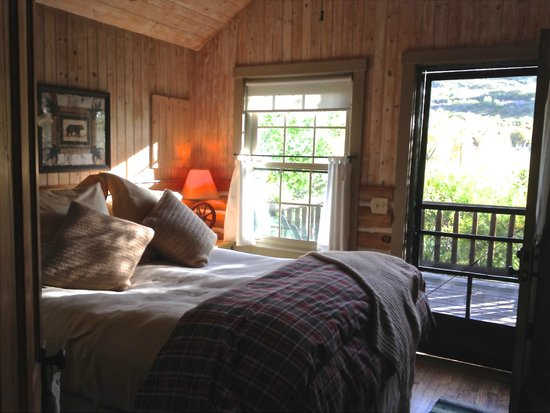 Smith Fork Ranch : Cabin