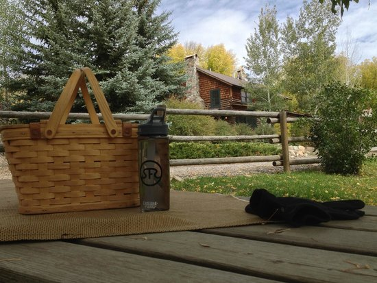 Smith Fork Ranch : Picnic Lunch
