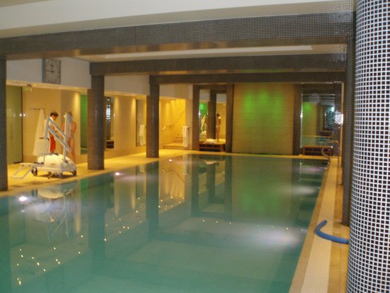 Swimming pool picture of grange st paul 39 s hotel london - Hotel in london with swimming pool ...