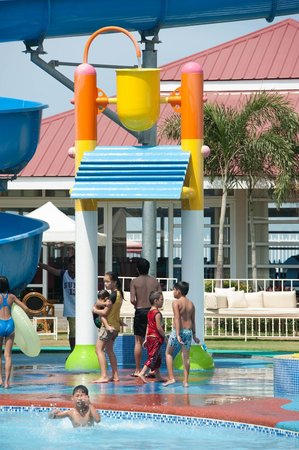 Cml Beach Resort Water Park Facility