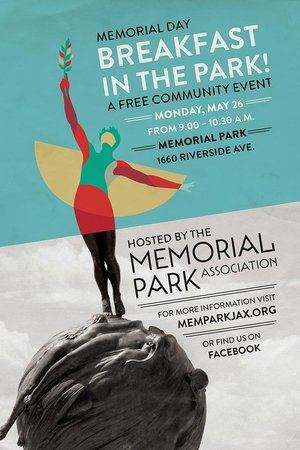 Memorial Park: Memorial Day Breakfast (May 2014)