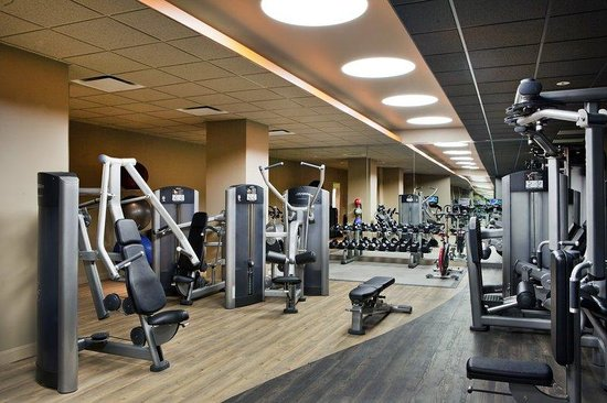 Ocean Place Resort & Spa: Fitness Center