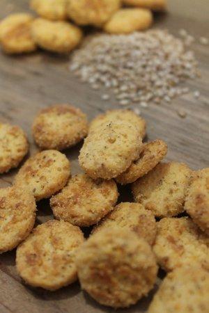 Byrd Cookie Company: Benne Bits
