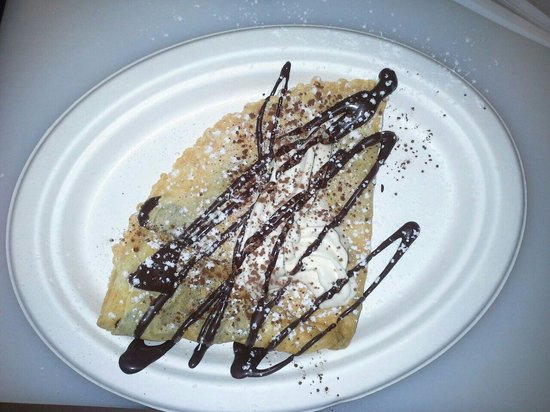 Crepes con frozzy mmmmmm