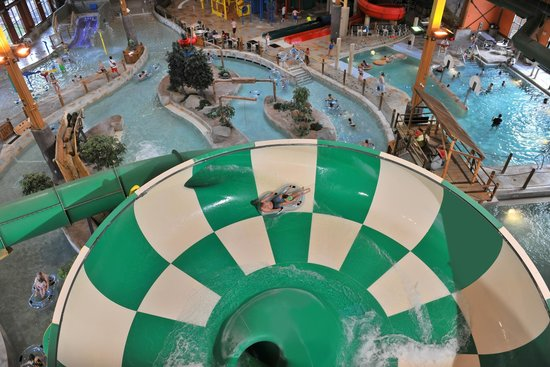 Grand Lodge Waterpark Resort: Waterpark