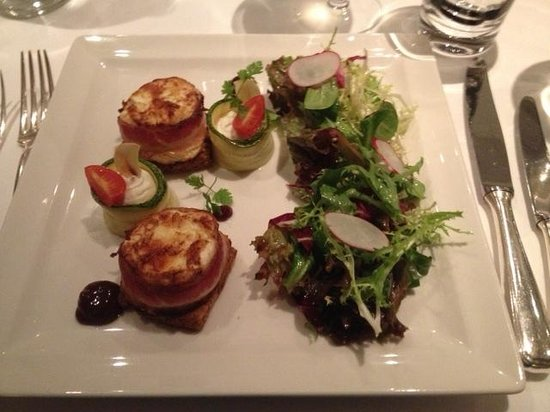 Moulin de la Walk: appetizer