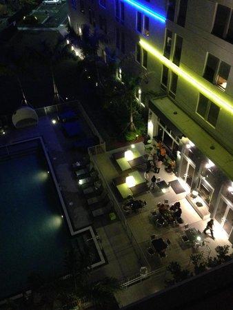 Aloft Miami Doral : vista do apto