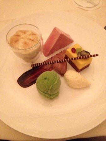 Restaurant Galerie: Dessert
