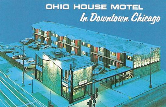 Ohio House Motel: Send your loved one our post card!