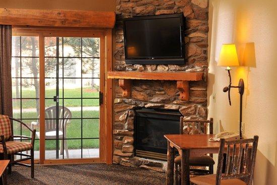 Grand Lodge Waterpark Resort: Guest Room