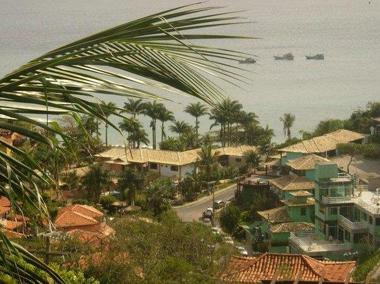 Pousada Vila do Sol: Vista desde la pileta!