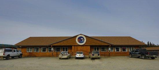 Tok, AK: Located next to Fast Eddy's Restaurant