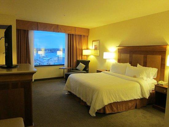 Hilton Garden Inn Portland Downtown Waterfront: Room 602