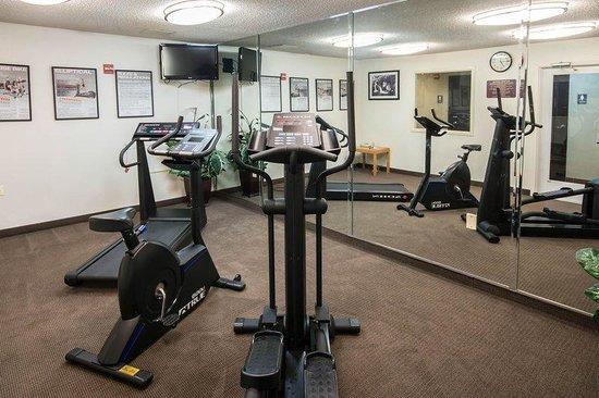 Sleep Inn DFW Airport: Tx Fitness1