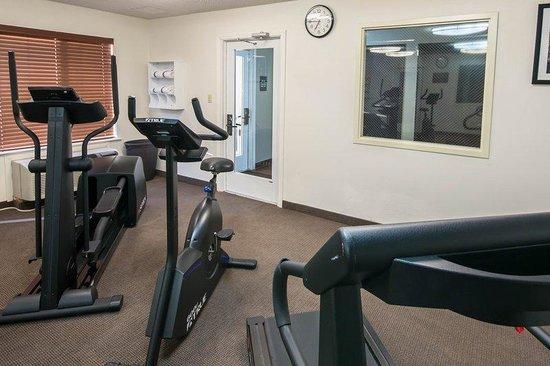 Sleep Inn DFW Airport: Tx Fitness2