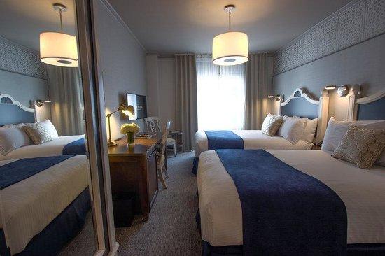 Warwick San Francisco Hotel: Guest Room