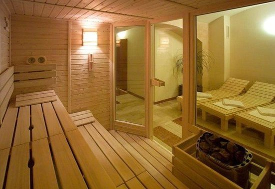 Sauna picture of prague centre plaza prague tripadvisor for Hotels in prague centre
