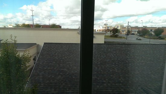 Holiday Inn Hotel & Suites Rochester - Marketplace: View from our 3rd floor room.