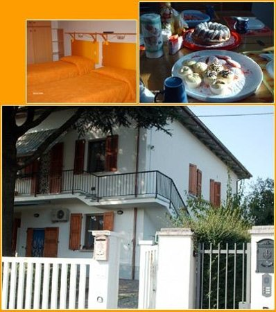 La bella zola b b province of bologna zola predosa italy for Hotel zola