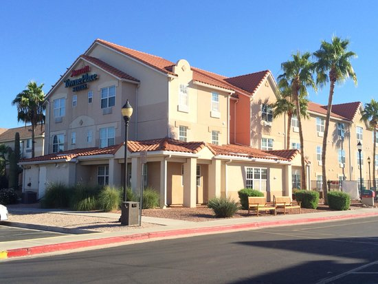 TownePlace Suites Phoenix North: The newly-renovated TownePlace Suites in north Phoenix