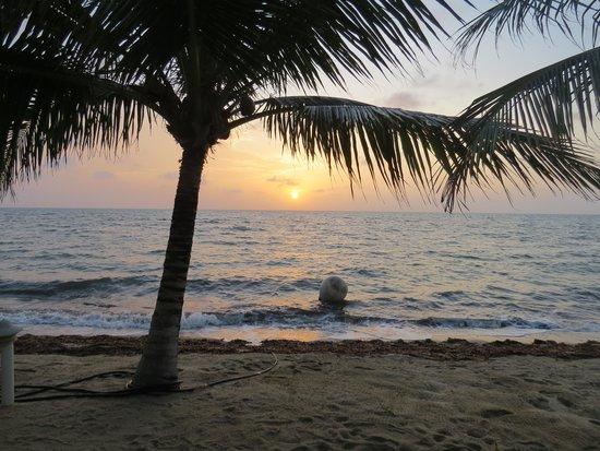 Laru Beya Resort & Villas: view from our deck