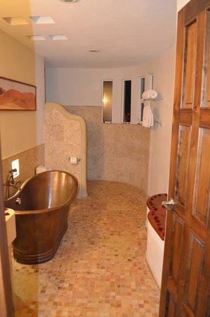 Guayaba Inn : Baño