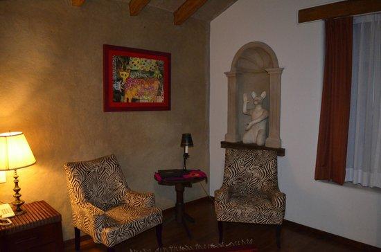 Guayaba Inn : Sillones