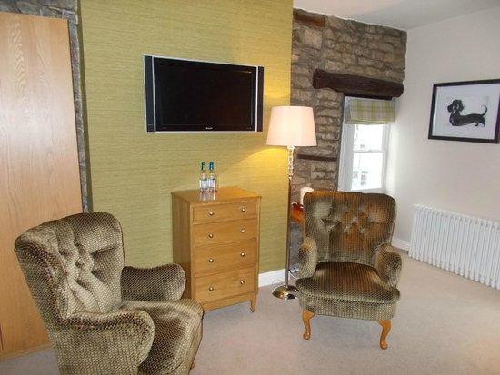 Sun Inn: Room 3