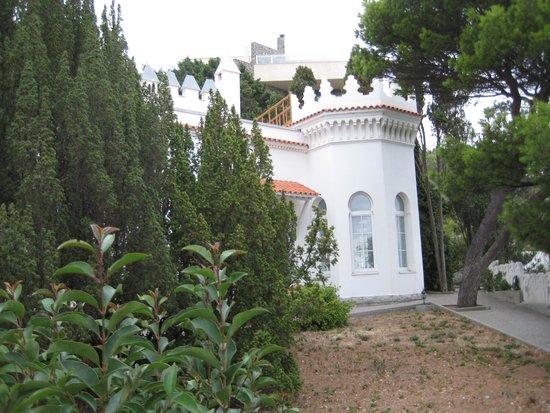 Kichkine: прекрасный дворец