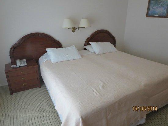 Parque Hotel Jean Clevers : quarto