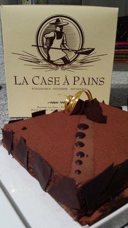 Case a Pains: Royal au chocolat