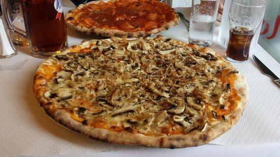 Pasta d'Oro: Pizzas