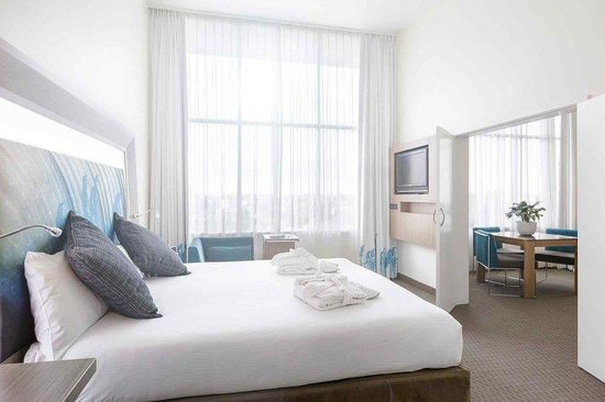 Novotel Hamilton Tainui: Guest Room