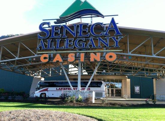 Salamanca Casino
