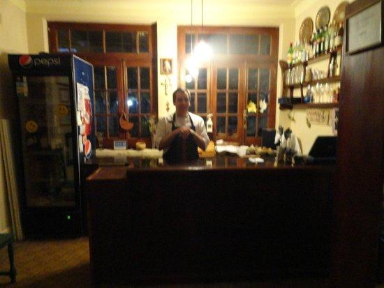 unamesa Restaurante: al frente del negocio