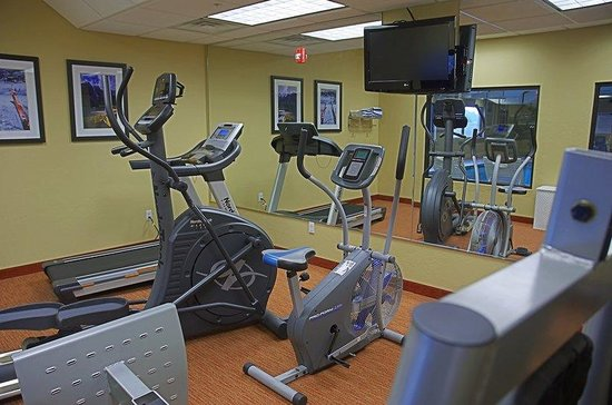 BEST WESTERN PLUS Canyon Pines: Fitness Center