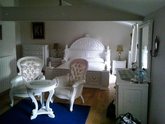 Chateau Rieutort : La chambre