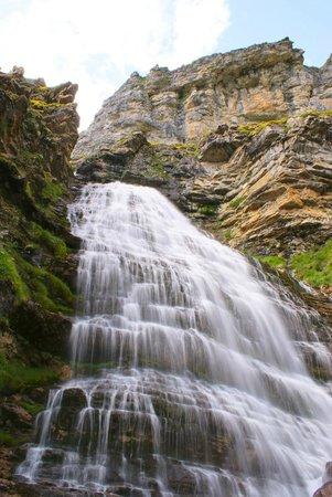 Torla, España: PN Ordesa Monte Perdido-Camino de la cola de caballo-