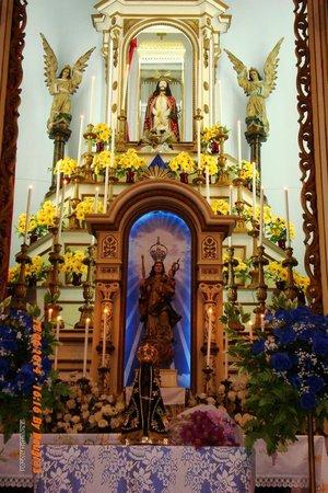 Iguape, SP: Altar