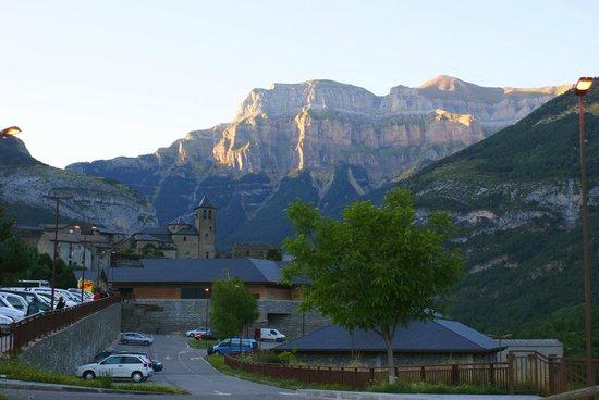 Accesos al PN Ordesa Monte Perdido-Torla-